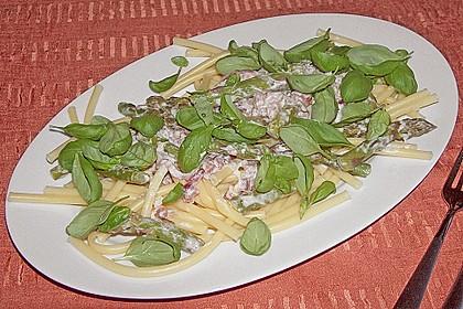 Paccheri con asparago verde 2