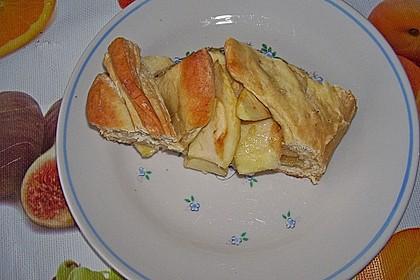 Apfelkuchen aus Hefemürbteig 114