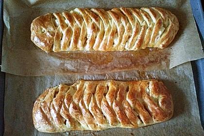 Apfelkuchen aus Hefemürbteig 92