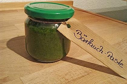 Bärlauch-Gewürzpaste 15