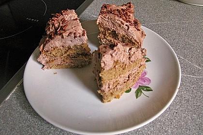Cappucino - Erdbeer - Torte 2
