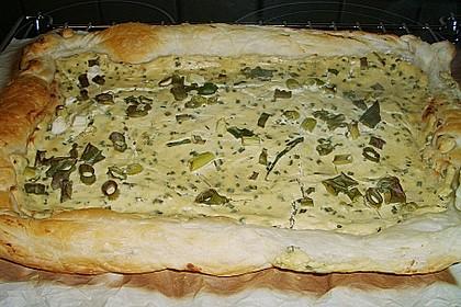 Grisous leichte Tarte à la moutarde 3