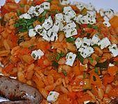 Ebly - Pfännchen mit Gemüse (Bild)
