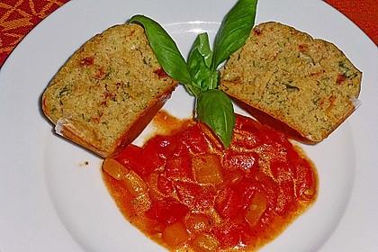 Tomaten - Basilikum - Muffins 5