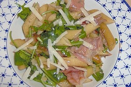 Pappardelle mit Parmaschinken 1