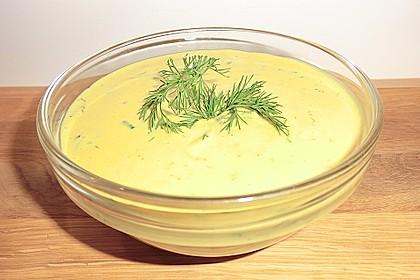 Honig - Senf - Dill - Soße (Bild)