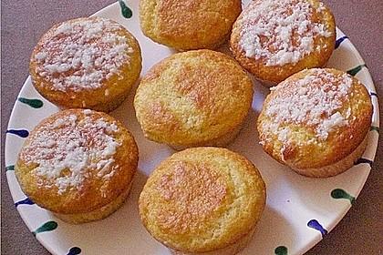 Kokos - Muffins 5