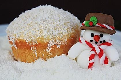 Kokos - Muffins