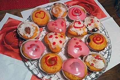Kokos - Muffins 4