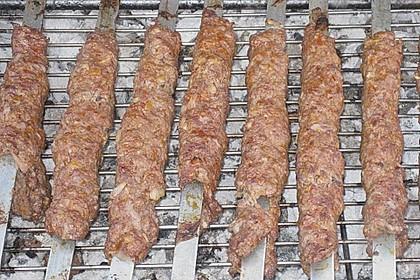 Adana Kebap / Hackfleischspieße 14