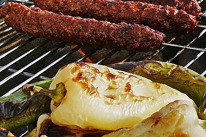 Adana Kebap / Hackfleischspieße