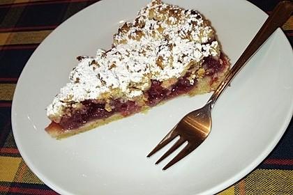 Kirsch - Streuselkuchen (Bild)