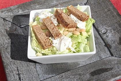 Salat mit Chinakohl
