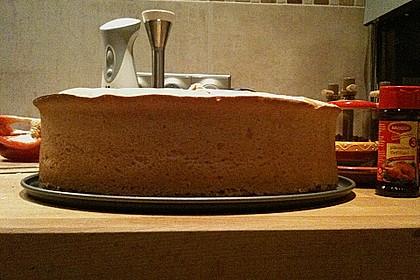 Marzipantorte mit White - Chocolate - Cream Füllung 25
