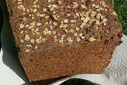 Saftiges Mehrkorn - Schrotbrot mit verschiedenen Saaten 20