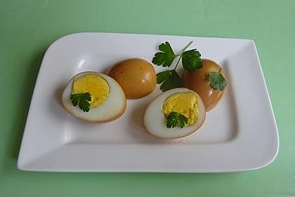 Tausendjährige Eier (deutsche Variante) (Bild)