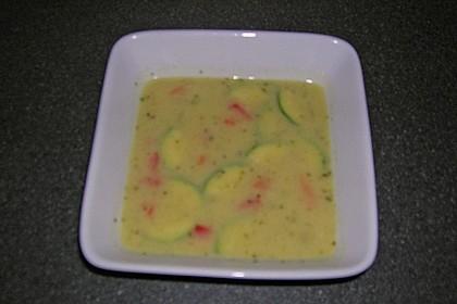 Kohlrabi - Kartoffelsuppe 5