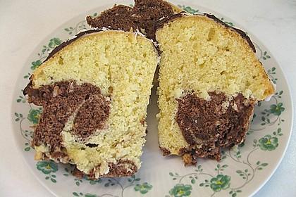 Kokos - Marmorkuchen 3