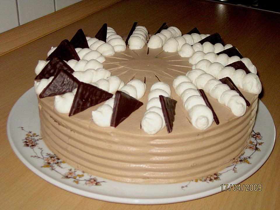 After Eight Torte Von Sweetygirl Chefkoch De