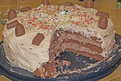 Milch - Mäuse - Torte 2