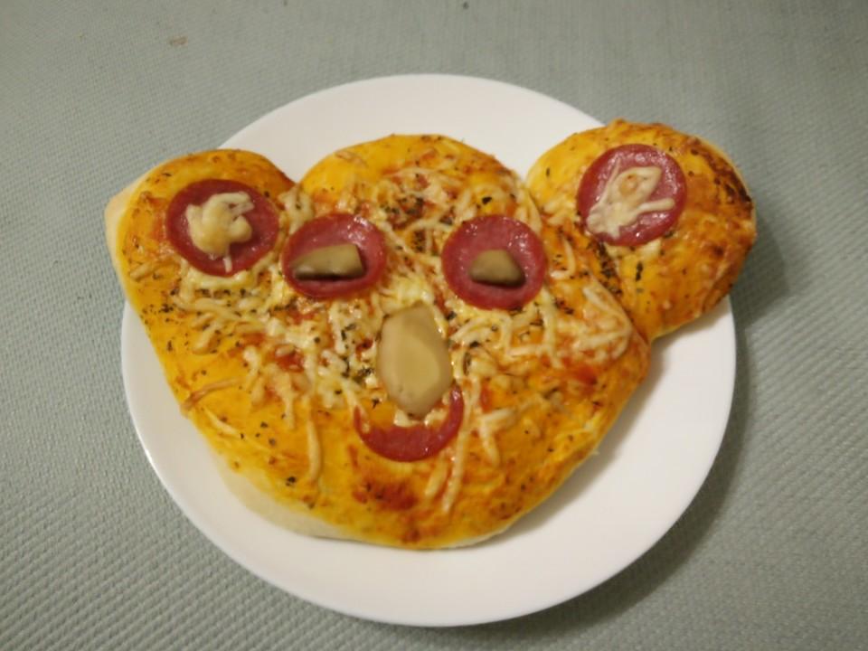 Mini Kühlschrank Mit Gefrierfach Für Pizza : Pizzateig von little jamie123 chefkoch