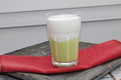 Bärlauchcappuccino 1