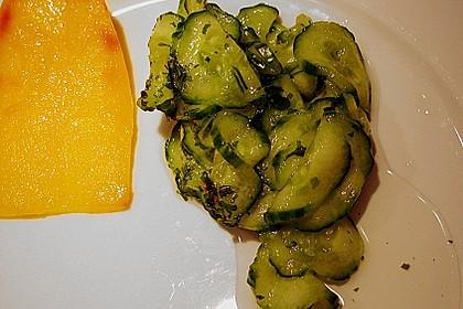 Dänischer Gurkensalat 92