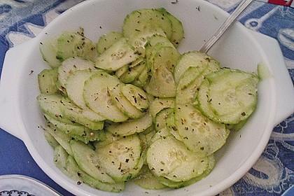 Dänischer Gurkensalat 100