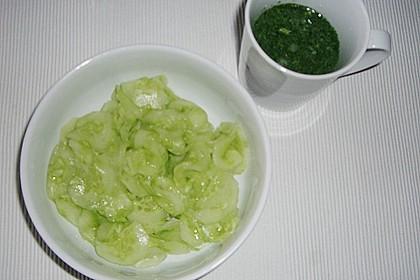 Dänischer Gurkensalat 111