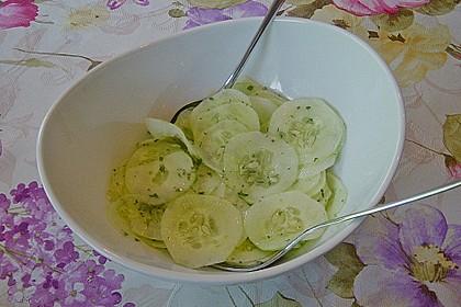 Dänischer Gurkensalat 67