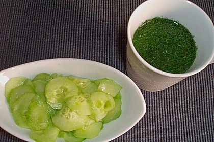 Dänischer Gurkensalat 110