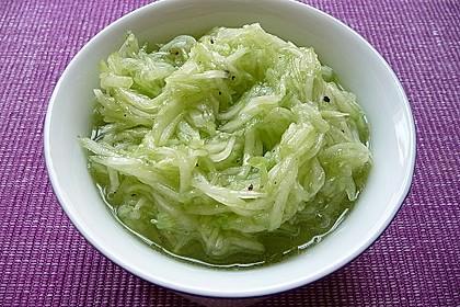 Dänischer Gurkensalat 58