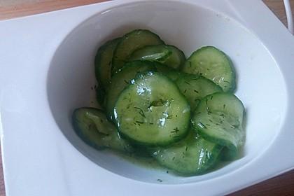 Dänischer Gurkensalat 117
