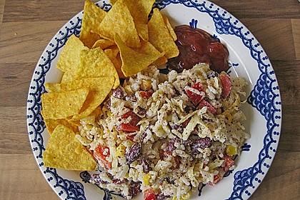 Mexikanischer Reissalat