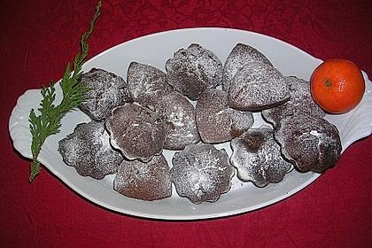 Frau Marxens Schokoladenkuchen (Bild)