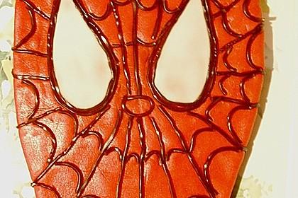 Lettas Spiderman - Motivtorte 33