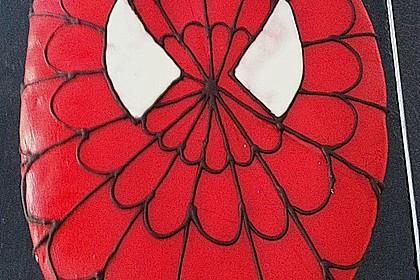 Lettas Spiderman - Motivtorte 37