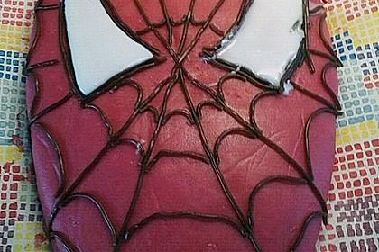 Lettas Spiderman - Motivtorte 42
