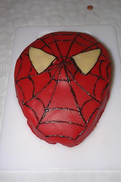 Spiderman muffins rezepte