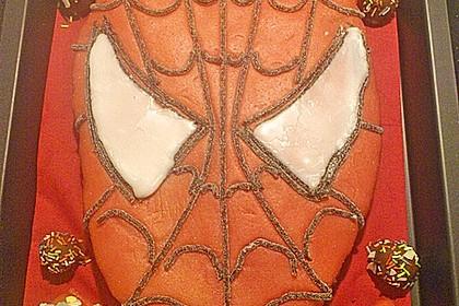 Lettas Spiderman - Motivtorte 31