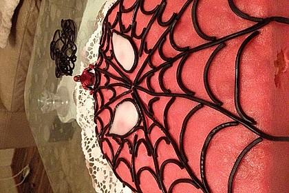 Lettas Spiderman - Motivtorte 45