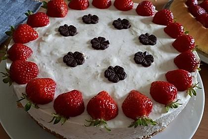 Rhabarber Sahne Torte 7