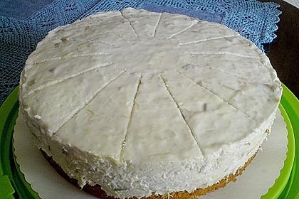 Rhabarber Sahne Torte 3