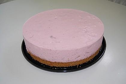 Rhabarber Sahne Torte 1