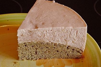 Rhabarber Sahne Torte 4