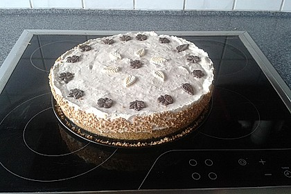 Rhabarber Sahne Torte 2