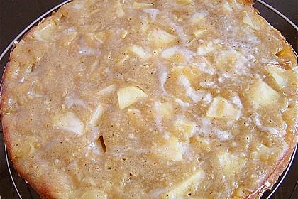 Chrissis pfiffiger Apfelkuchen