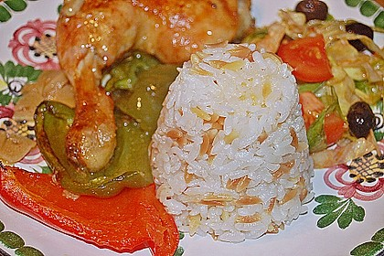 Türkischer Reis 8