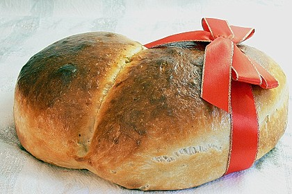Bio - Herz - Brot 2