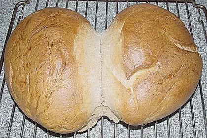Bio - Herz - Brot 6